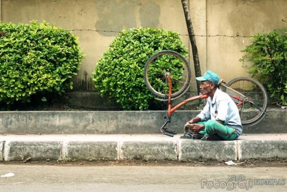 istirahat sepeda
